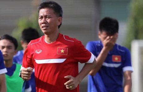 "HLV Hoang Anh Tuan thua nhan su that ""dau long"" ve U19 Viet Nam - Anh 1"