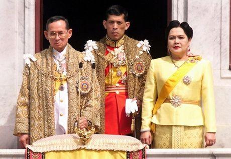 Hoang thai tu Thai Lan xac nhan ke vi ngai vang - Anh 1