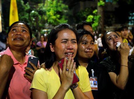 Hoang thai tu Thai Lan xac nhan ke vi ngai vang - Anh 2