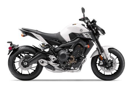 Yamaha ra mat FZ-09 2017 - noi chong truot, dau den giong Z1000, 100 ma luc - Anh 7