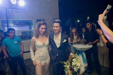 Dan sao Viet xung xinh trong tiec sinh nhat Quach Tuan Du - Anh 13
