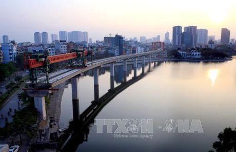Treo thuong 2 trieu USD cho tien do duong sat Cat Linh-Ha Dong - Anh 1