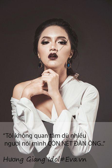 """Huong Giang Idol: """"Toi thich yeu Viet kieu, ho vua Tay, vua Ta..."""" - Anh 4"""