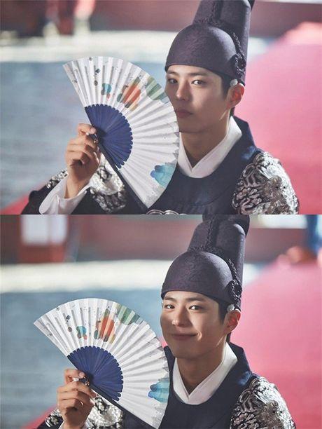 Park Bo Gum - Thai tu cham 'tha thinh' nhat man anh Han - Anh 1