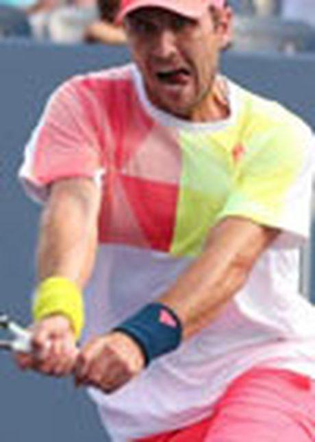 Chi tiet Djokovic - Mischa Zverev: Loi kep va mat break (KT) - Anh 2