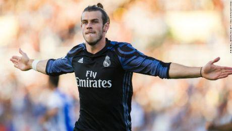 Chuyen nhuong Real: MU muon mua Bale, bo ra 500 trieu euro - Anh 1