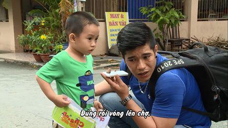 Huy Luan hoi ngo Bui Cong Danh cung con tham gia truyen hinh thuc te - Anh 2
