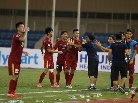 Cu sut xa cuc dinh giup U19 Viet Nam ha guc U19 Trieu Tien - Anh 1