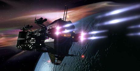 Hacker xam nhap NASA khang dinh: My co tau chien khong gian - Anh 1