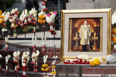 Thai Lan cu hanh le don linh cuu Quoc vuong Bhumibol Adulyadej - Anh 5