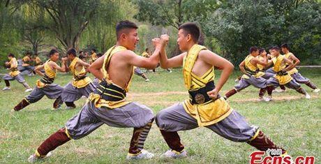 Trung Quoc trieu tap 3 van de tu chuan bi cho Dai hoi Thieu Lam - Anh 1