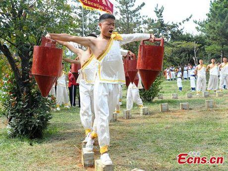 Trung Quoc trieu tap 3 van de tu chuan bi cho Dai hoi Thieu Lam - Anh 2