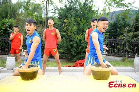 Trung Quoc trieu tap 3 van de tu chuan bi cho Dai hoi Thieu Lam - Anh 3