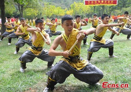 Trung Quoc trieu tap 3 van de tu chuan bi cho Dai hoi Thieu Lam - Anh 6