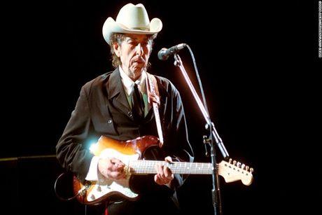 Ca si Bob Dylan gianh giai Nobel Van hoc - Anh 1