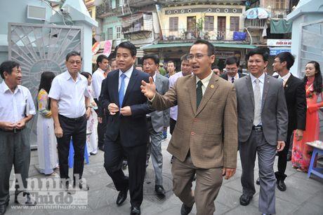 Chuc mung 100 nam thanh lap Hoi Thanh Tin Lanh Ha Noi - Anh 2