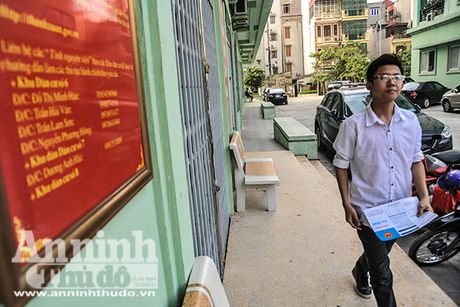 Chuyen nhung cong dan dien tu o phuong Ha Dinh - Anh 1