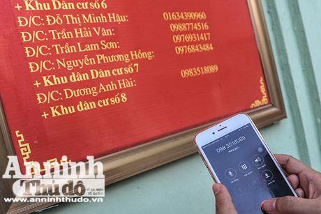 Chuyen nhung cong dan dien tu o phuong Ha Dinh - Anh 3