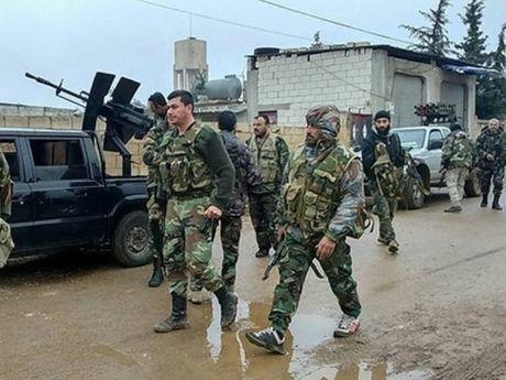 Quan doi Syria giai phong nhieu doi cao chien luoc o Aleppo - Anh 1