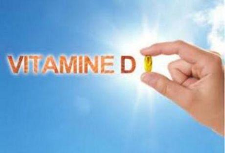 Thieu vitamin D gay mat tri nho - Anh 1