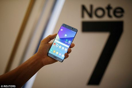 Nhin tu cau chuyen Galaxy Note 7: Samsung van duoc huong loi - Anh 1