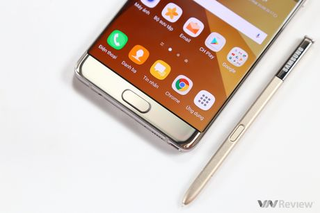 Nhin tu cau chuyen Galaxy Note 7: Samsung van duoc huong loi - Anh 3