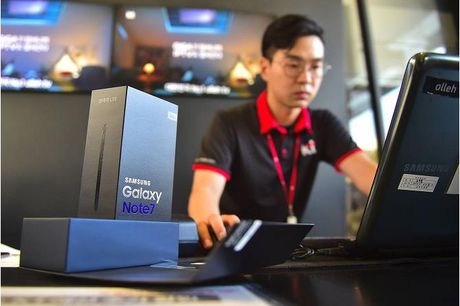 Nhin tu cau chuyen Galaxy Note 7: Samsung van duoc huong loi - Anh 6
