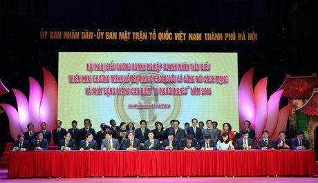 Tap doan FLC chung tay cung thang cao diem 'Vi nguoi ngheo' nam 2016 - Anh 1