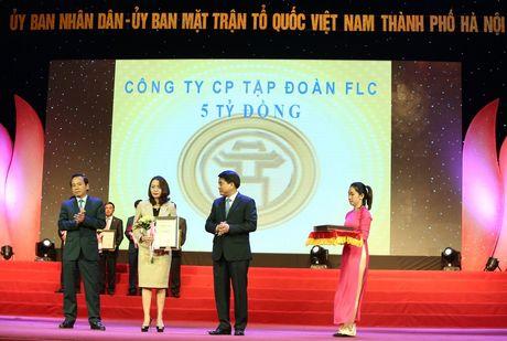 Tap doan FLC chung tay cung thang cao diem 'Vi nguoi ngheo' nam 2016 - Anh 2