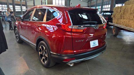 Honda CR-V 2017 chon My la thi truong dau tien ra mat - Anh 3