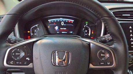 Honda CR-V 2017 chon My la thi truong dau tien ra mat - Anh 5