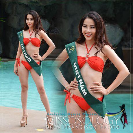 Truyen thong bat ngo khi Nam Em vao Top 8 Hoa hau Trai Dat 2016 - Anh 2