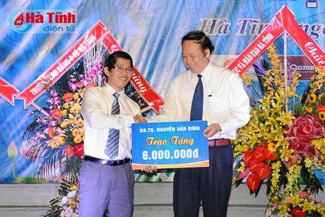 Gan 7.000 SV Dai hoc Ha Tinh buoc vao nam hoc 2016-2017 - Anh 7