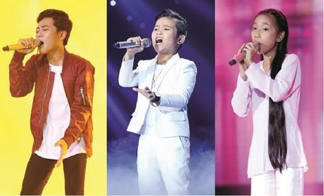 """Chien thuat"" cua bo tu huan luyen vien The Voice Kids 2016 - Anh 4"