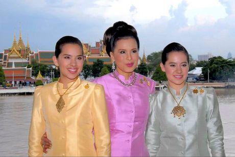 3 cong chua cua quoc vuong Thai Lan - Anh 2