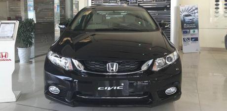 Choang vang trieu hoi 350.000 Honda Civic doi 2016 - Anh 1