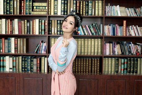Hoi du tieu chuan - lieu Ngoc Lan co tro thanh quan quan Miss Ngoi sao thoi trang 360mobi? - Anh 1