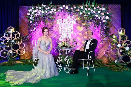 Ha Ho va Tran Thanh khi thang hoa, luc sau lang chia se 'Duyen phan cuoc doi' - Anh 1