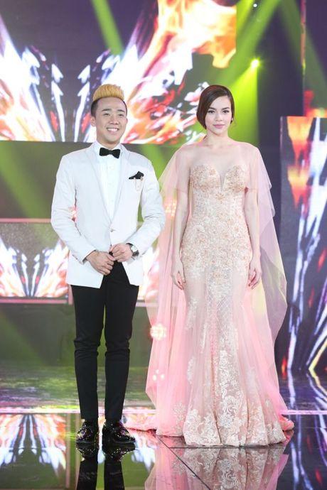 Ha Ho va Tran Thanh khi thang hoa, luc sau lang chia se 'Duyen phan cuoc doi' - Anh 2