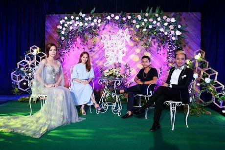 Ha Ho va Tran Thanh khi thang hoa, luc sau lang chia se 'Duyen phan cuoc doi' - Anh 3