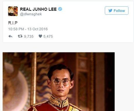 Vua Thai Lan bang ha, tu BigBang cho den loat concert lon tai Bangkok deu phai hoan lai! - Anh 5