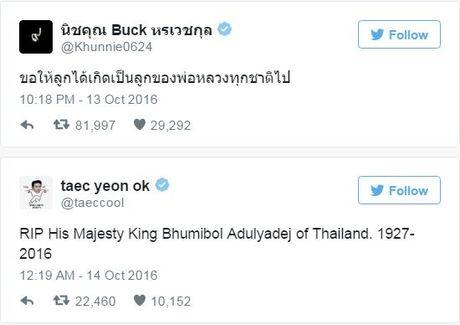 Vua Thai Lan bang ha, tu BigBang cho den loat concert lon tai Bangkok deu phai hoan lai! - Anh 6