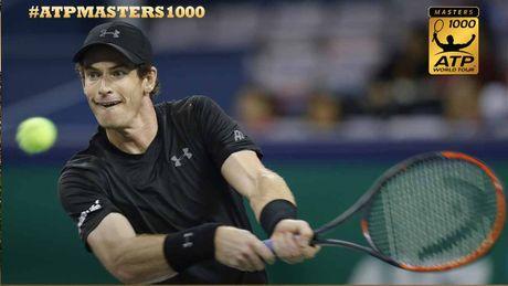 Vong 3 Thuong Hai Masters 2016: Djokovic va Murray dat tay nhau vao tu ket - Anh 1