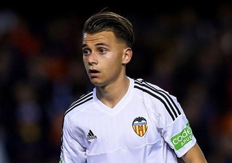 Xac nhan: Man Utd muon chieu mo sao tre cua Valencia - Anh 1