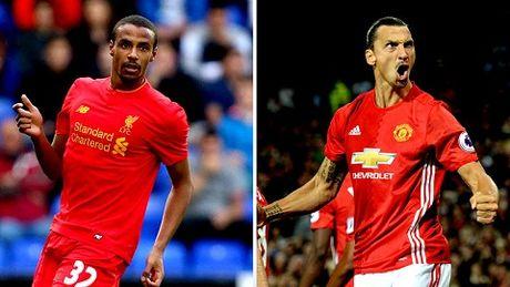 Nhung man doi dau ruc lua o dai chien Liverpool vs M.U - Anh 3
