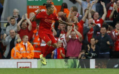 Nhung man doi dau ruc lua o dai chien Liverpool vs M.U - Anh 4