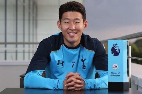 Vuot mat Park Ji-sung, sao Tottenham lam rang danh chau A - Anh 1