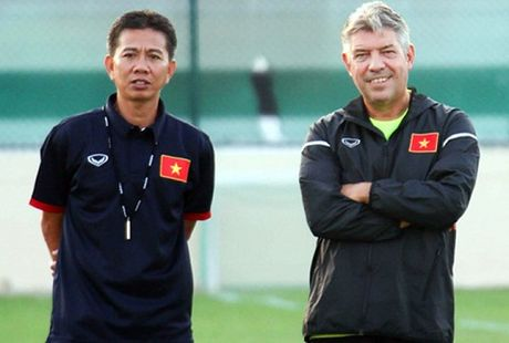 U19 Viet Nam 2-1 U19 Trieu Tien: Hoa my mang ve cam xuc, ky luat mang ve chien thang! - Anh 1