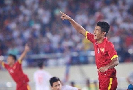 U19 Viet Nam 2-1 U19 Trieu Tien: Hoa my mang ve cam xuc, ky luat mang ve chien thang! - Anh 2
