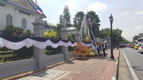 Bangkok de tang nha vua Bhumibol Adulyadej - Anh 1